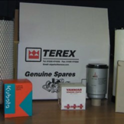 9/10 tonne 500hr Service Kit (Perkins Tier 3)