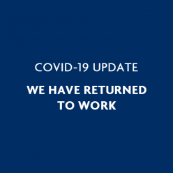 Covid-19 update: 4th May 2020
