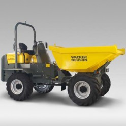 6 Ton Swivel Skip Hydrostatic