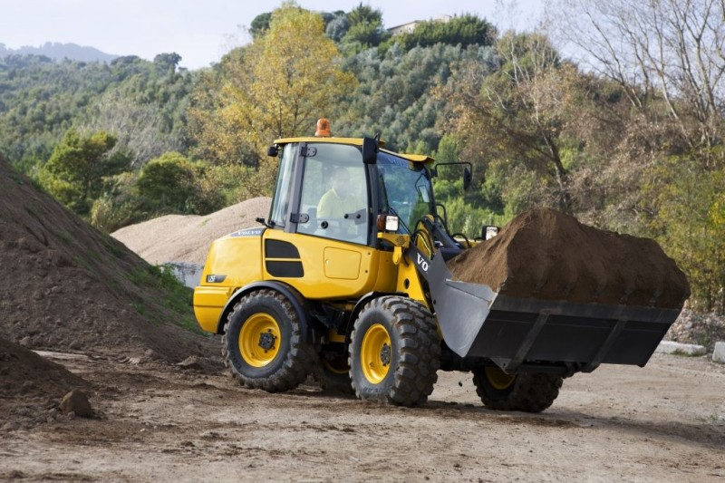 New Volvo Wheeled Loader - SM Plant Limited