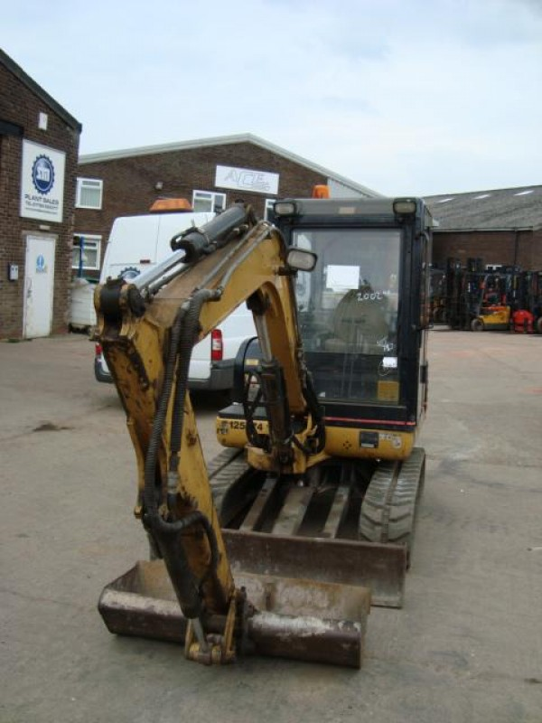 Used Cat Excavator Sm Plant Limited