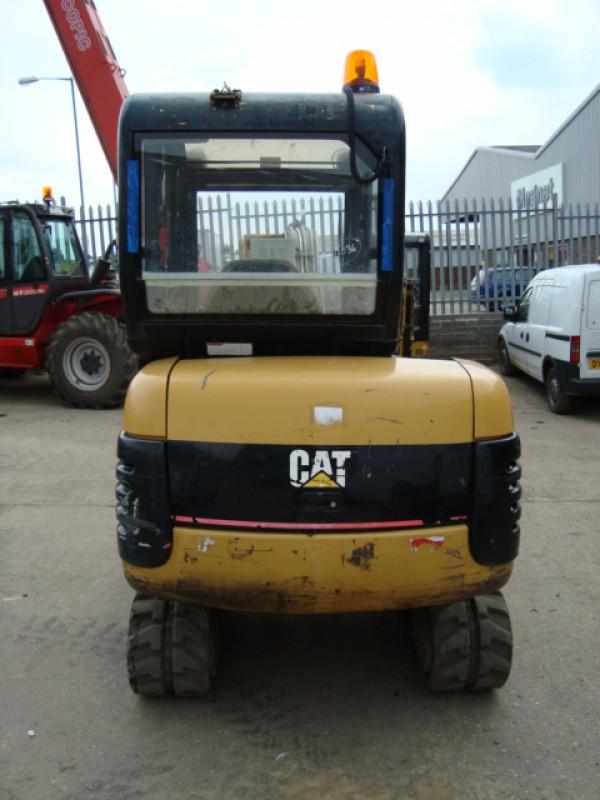 Used Cat Excavator Sm Plant Limited