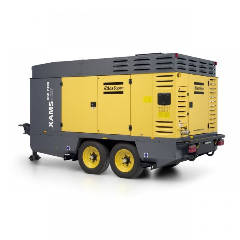 New Atlas Copco Compressor Sm Plant Limited