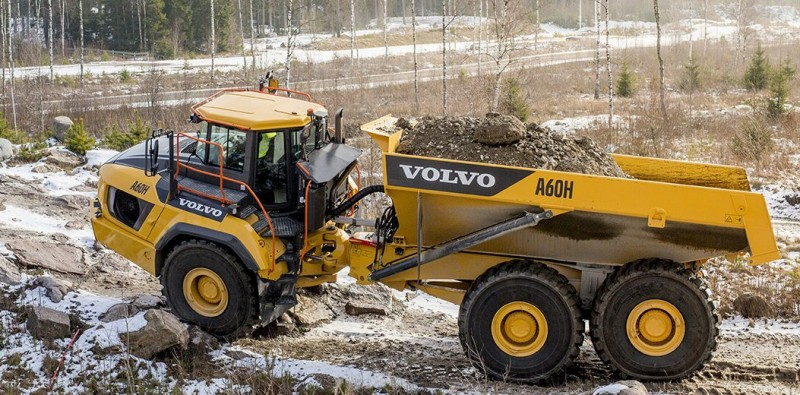 Watch: Volvo Construction Equipment largest articulated hauler - world first! - SM Plant Limited