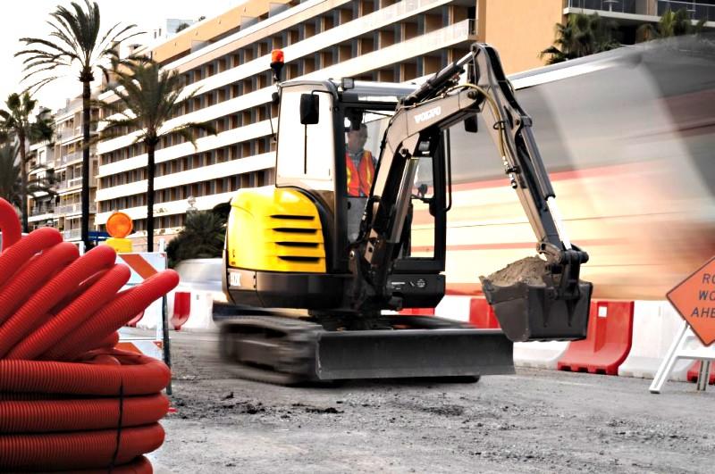 Volvo Excavator - SM Plant Limited