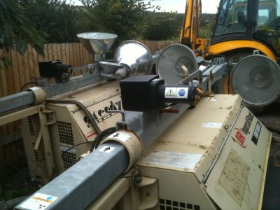 Used Ingersoll Rand Generator Sm Plant Limited