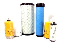 TA6 Filter Kit 500hr (JCB) TA6-500J-PTO