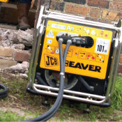 JCB Breaker Beaver hydraulic powerpack and HM25 breaker